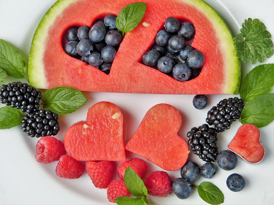 Increase high fibre whole foods to relieve period pain