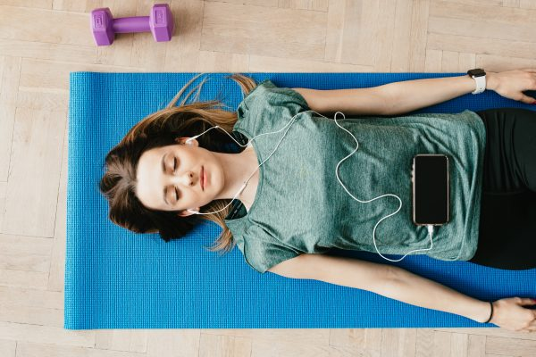 How mindfulness can help you and your cycle.